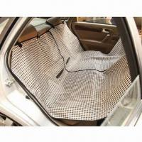 Buy cheap Pet Car Seat Cover, Made of Oxford Fabric from wholesalers