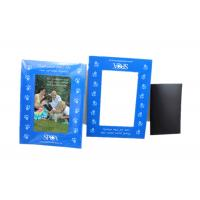Buy cheap Magnetic Picture Frames for Refrigerator 4x6 inch Colorful Photo Note Schedule Holder from wholesalers