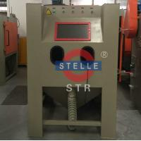 Buy cheap Pressurized Sand Blast Cabinet Old Parts Evenovation Castings Surfaces Supply from wholesalers