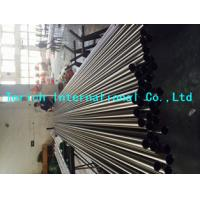 Buy cheap ASTM A249 Welded Austenitic 1/4 Stainless Steel Tube for Boilers / Heat Exchanger from wholesalers