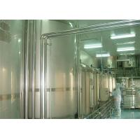 Buy cheap Tin Can Automatic Dairy Processing Line 1000kg / H For Milk Powder from wholesalers