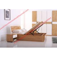 Buy cheap Modern furniture by storage bed with Hydraulic rod product