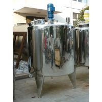 Buy cheap Auto Control SUS304 Food Grade Stainless Steel Tanks Round ISO9001 Certified from wholesalers