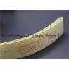 Buy cheap 100 Percent Aramid / Kevlar Garniture Fiber Tape Rolls High Intensity from wholesalers