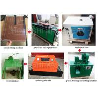 Buy cheap Top Grade Paper Pencil Making Machine Large Production Capacity Stable Working from wholesalers