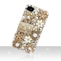 Buy cheap Mult design Rhinestone Hard Case For iPhone 4 4S from wholesalers