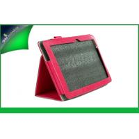 Buy cheap Red Hand Strap Wallet Tablet PC Protective Case For Asus Memo Pad FHD 10.1'' from wholesalers