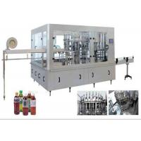 Buy cheap Carbonated Beverage Processing Equipment Aerated Water Drink Mixer / Soda Water Mixing Machinery from wholesalers
