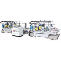 Buy cheap CE Small Glass Edge Polishing Machine / Glass Straight Line Edging Machine from wholesalers