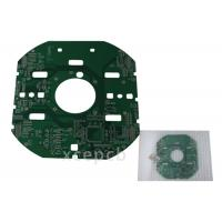 Buy cheap Printed Circuit Board Tg 170 Customized Fr4 PCB , 1OZ copper pcb board from wholesalers