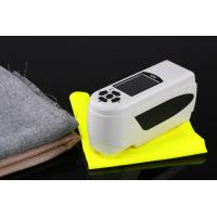 Buy cheap Light weight cotton fabric colorimeter with color quality control software NH310 from wholesalers