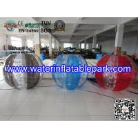 Buy cheap 1.2m Adult  Bumper Balls , Inflatable Human Hamster Ball from wholesalers