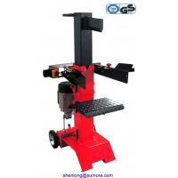 Buy cheap cheap 10 ton vertical hydraulic electric log splitter with CE GS TUV from wholesalers