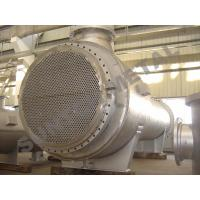 Buy cheap Alloy  F304 Floating Head Exchanger Condenser for Acetic Acid Plant product