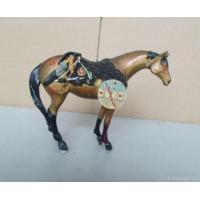 Buy cheap Polyresin Souvenir Horse Sculpture from wholesalers