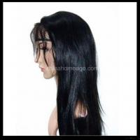 Buy cheap Homeage Full Lace Wig Silky Straight Resonable Price from wholesalers