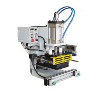 Buy cheap special design hot foil stamping machine hot foil printing machine for paper bag from wholesalers