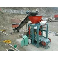 Buy cheap LINGHENG QT4-25 AUTOMATIC HOLLOW CEMENT BLOCK BRICK MAKING MACHINE PAVER BRICK MACHINE from wholesalers