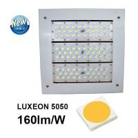 Buy cheap Super Brightness Led Canopy Lights 160lm/w perfect mounted At petrol station from wholesalers