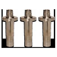 Buy cheap API 6A Forged Forging Steel CNC Machining Turnining Machined Turned Milling Swivel Stems from wholesalers