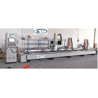 Buy cheap CE Aluminium Window Machinery 540mm Y Way Range Curtain Wall Machine from wholesalers