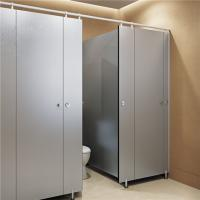 Buy cheap Brikley top quality costumized hpl compact laminate toilet partition from wholesalers