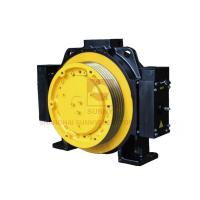 Buy cheap Speed 1.75m / S Gearless Traction Elevator Motor For Passenger Elevator from wholesalers