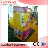 Buy cheap High quality toy/gumball /bouncy ball /candy gumball vending machine for sale(hui@hominggame.com) from wholesalers