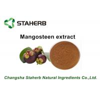 Buy cheap Pure Natural Mangosteen Pure Herbal Extracts Mangostin Powder For Pharma from wholesalers