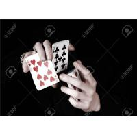 Buy cheap Professional Snap Change Card Trick Magic Poker Skills And Techniques from wholesalers