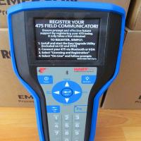 Buy cheap Emerson 475 Field Communicator with best performance 475HP1EKL9GM9 V3.9 Rosemount Graphics W/Fieldbus, DDC from wholesalers