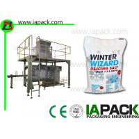 Buy cheap Heavy Duty 25Kg Bagging Machine / Plastic Bag Packaging Machine from wholesalers