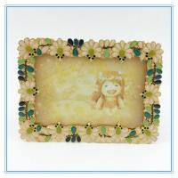 China Shinny gifts handmade angel baby picture photo frame on sale