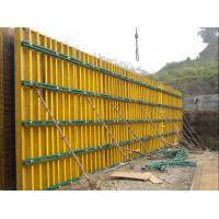Buy cheap H20 Timber Beam Concrete Wall Formwork Prefabricated For Straight Concrete Wall from wholesalers