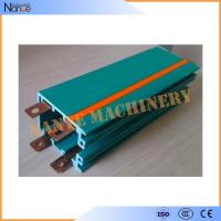 Buy cheap Electrification System Conductor Rail System Bus Bar 140A - 210A from wholesalers
