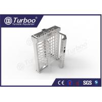 Buy cheap Automatic Bidirectional Full Height Turnstile 304 Stainless Steel Housing from wholesalers