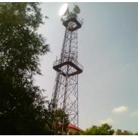 Buy cheap Hot sale telecom angle steel 4leg self supporting Steel tower product