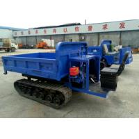 Buy cheap Mini Track Transporter / Mountain Vehicles Crawler Transporter With Rubber Track from wholesalers