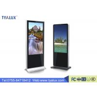 Buy cheap Android 5.0 Ultra Thin Digital Advertising Displays / LCD Advertising Display One Year Warranty from wholesalers