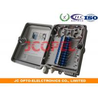 Buy cheap FTTH Wall Mounted Fiber Optic Distribution Frame ODF Unit Box Fiber To The Home from wholesalers