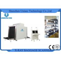 Buy cheap Security Airport Baggage Checking X Ray Luggage Scanner With Dual Energy Generator from wholesalers