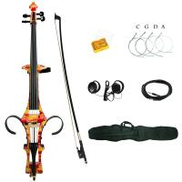 Buy cheap New Advanced Electric Cello Plywood Body Maple Neck Ebony Fitting Advanced pick-up from wholesalers
