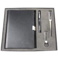 Buy cheap Notebook,pen,key chain,Metal Letter openner- for gift set. from wholesalers