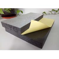 Buy cheap FR-XLPE HVAC Insulation Foam Backing Adhesive 96% Reflectivity High Safety product