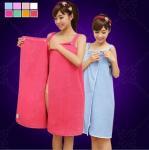 Buy cheap Summer Beach Wearable Beach Towel Bath Towel  Variety Sexy Superfine Fiber Magic Towel from wholesalers