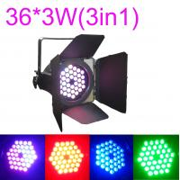 Buy cheap Full Color Led DMX Stage Lights 120W 50 / 60HZ 100000 Hours Led Lighting for Theatre from wholesalers