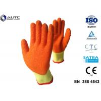 Buy cheap Mechanical Personal Protective Equipment Gloves Elasticated Cuff For Glass Handing product