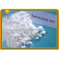 Buy cheap Tetracaine HCl 94-24-6 TOP Local Anesthetic Agents Apis Tetracaine / Tetracaine HCl for Pain Killer from wholesalers