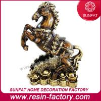 Buy cheap Customized Resin Horse figurine for Table Decoration from wholesalers