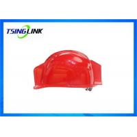 Buy cheap Safety Helmet 4G Wireless Device 1080P CCTV Camera Local Recording SD Card product